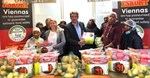 Eskort donates over R1m worth of food parcels