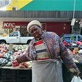 """We are not doing any business"" says street vendor"