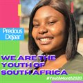 #YouthMonth: Precious Dejaar has a message for the automotive industry