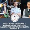 How to re-launch your post-Covid-19 career in the hospitality sector