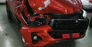 Why do modern cars damage so easily in a crash?