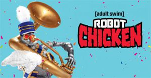 Adult Swim gives us a reason to stay indoors this winter with the return of Robot Chicken