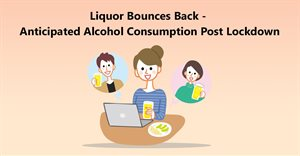 Liquor bounces back: Anticipated alcohol consumption post lockdown