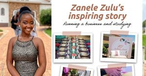 Running a business and studying, Zanele Zulu's inspiring story