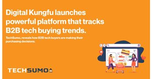 Digital Kungfu launches powerful platform that tracks B2B tech buying trends