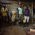 Kenyan miners have been affected by the coronavirus pandemic Recep Canik/Anadolu Agency/Getty Images
