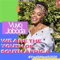 #YouthMonth: Vuyo Joboda believes the youth can achieve anything