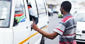 South Africa must redirect efforts to managing the high-risk social spaces such as public transport. Getty Images