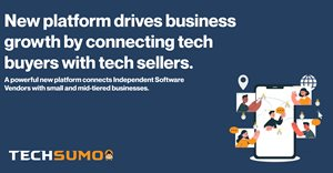TechSumo drives business growth by connecting tech buyers with tech sellers