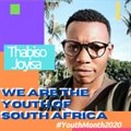 #YouthMonth: Thabiso Joyisa has a message for all South Africans