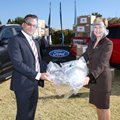 Ford provides 50,000 face shields to assist Southern Africa
