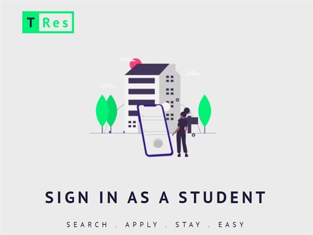 TUTEH launches TRes, a digital platform for student accommodation