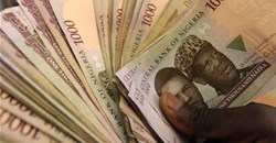The Nigerian Naira has been under a lot pressure lately Pius Utomi Ekpei/AFP via Getty Images