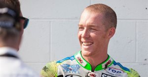 Professional motorcycle racer AJ Venter on Covid-19: 'Please guys - be careful!'