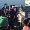Protest in Hout Bay over payment for lobster rights