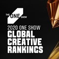 The One Show 2020 Global Creative Rankings revealed