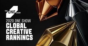 The One Show 2020 Global Creative Rankings revealed