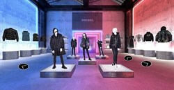 Diesel reveals Hyperoom, its new virtual fashion buying platform and showroom