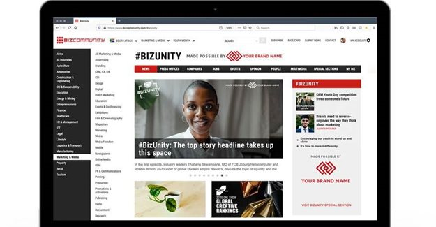 Bizcommunity - community, immunity and unity are in our name