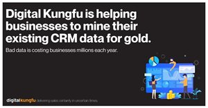 Digital Kungfu is helping businesses to mine their existing CRM data for gold