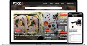 A freshened up Food24 brings smart inspiration to SA's kitchens