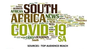 Media coverage analysis shows record number of new Covid-19 cases in Gauteng