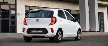 Introducing the city-smart new Kia Picanto Runner