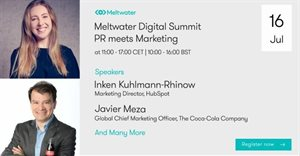 Meltwater Digital Summit - PR meets marketing