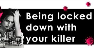 Being locked down with your killer