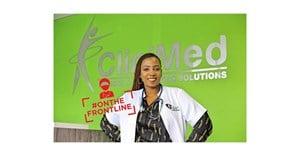 Dr Mathobela Matjekane, chief executive, Clinimed
