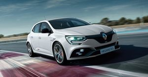 Introducing the all-new Renault Megane R.S. 300 Trophy