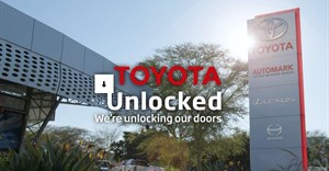 FCB Joburg's first shoot coming out of lockdown helps Toyota welcome customers back on the road