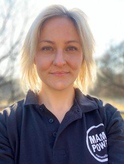 Ruth Butcher, CSI consultant at MAMAS Alliance
