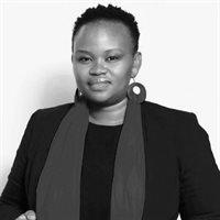 Nthabiseng Matshekga, executive head: Nedbank Group Marketing