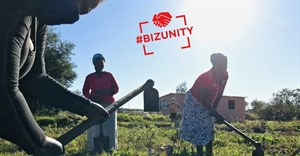 #BizUnity: How tending a food garden lends to greater food security