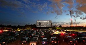 Cinevation is going to the drive-in