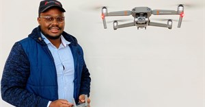 Reaching new heights with drone technology