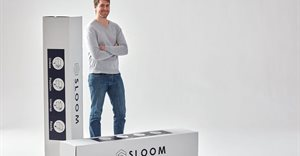 How years of rejection rocketed Sloom founder Rudo Kemp to a sleeping success