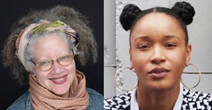 Gail Anderson, chair of BFA Design and BFA Advertising at the School of Visual Arts, New York and Sherina Florence, creative director at Ogilvy.