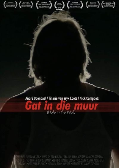 Indie Afrikaans film 'Gat In Die Muur' now available online