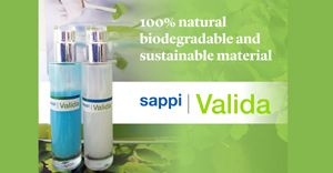 Sappi Valida brings natural cellulose advantages to responsible, eco-friendly hand sanitiser formulation