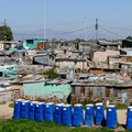 The township of Khayelitsha in Cape Town. South Africa has adopted First World Covid-19 responses for Third World reality.
