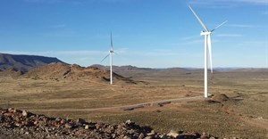 Noblesfontein Wind Farm. Image Azari Group