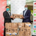 Standard Chartered supports Smile Foundation with 25,000 N95 face masks