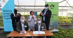 Philippi's urban agri project gets R40m investment boost