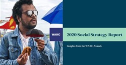 Warc releases the 2020 Effective Social Strategy Report