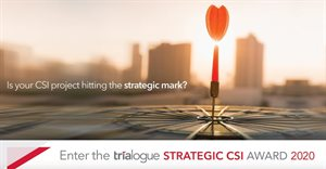 Last call for entries for the Trialogue Strategic CSI Award