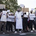 Cooking up a storm: Restaurant staff protest across South Africa