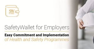 SafetyWallet for employers - Easy commitment and implementation of health and safety programmes