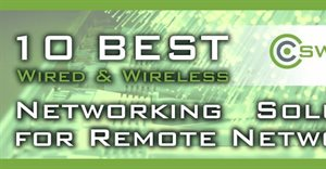 10 best wired and wireless networking solutions for remote working